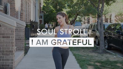 [SOUL STROLL] I Am Grateful by The Movement