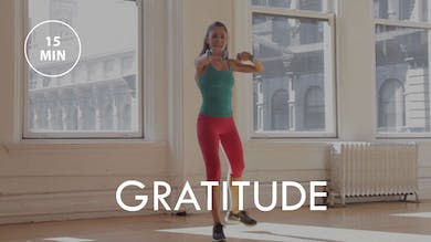 [21-DAY BEGINNER'S PROGRAM] Day 19 - Gratitude by The Movement