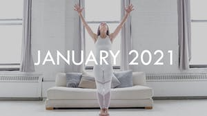 JANUARY 2021 by The Movement