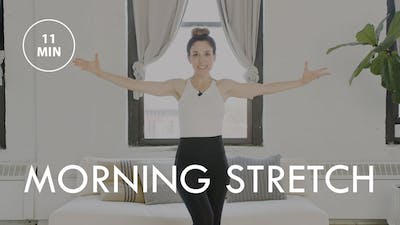[EASE] Morning Stretch (11 min) by The Movement