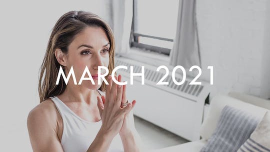MARCH 2021 by The Movement