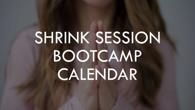 [CALENDAR] Shrink Session Bootcamp by The Movement