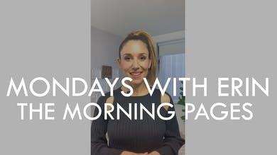 [MONDAYS WITH ERIN] The Morning Pages - 10/21/19 by The Movement