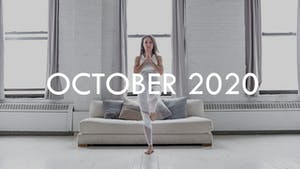 OCTOBER 2020 by The Movement