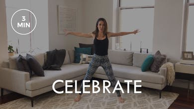 [ELEVATE] Celebrate (3 min) by The Movement