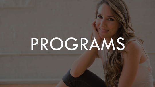 PROGRAMS by The Movement