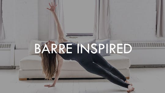 BARRE INSPIRED by The Movement