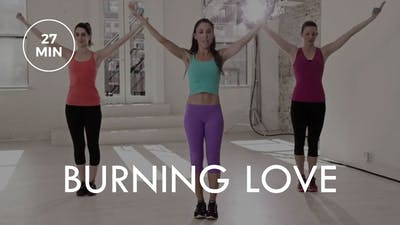 [ELEVATE] Burning Love (27 min) by The Movement