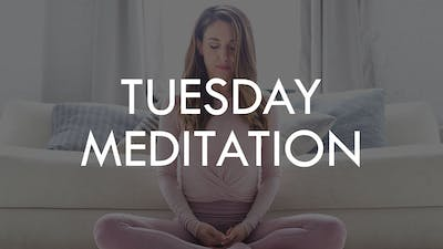 [MEDITATION] Allowing by The Movement