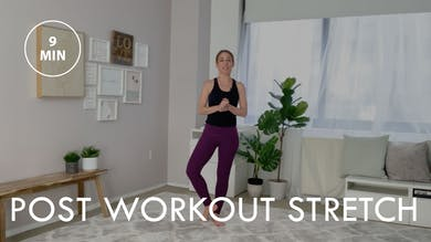 [EASE] Post Workout Stretch (9 min) by The Movement