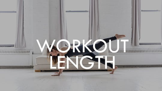 WORKOUT LENGTH by The Movement