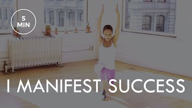 [ENERGY] I Manifest Success (5 min) by The Movement