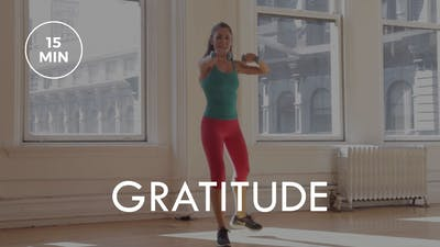 [ELEVATE] Gratitude (15 min) by The Movement