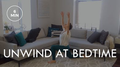 [EASE] Unwind at Bedtime (6 min) by The Movement