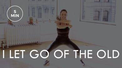 [ENERGY] I Let Go of the Old (5 min) by The Movement