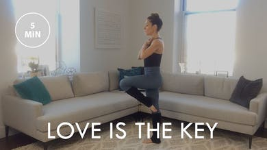 [ELEVATE] Love is the Key (5 min) by The Movement