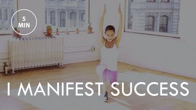 [21-DAY BEGINNER'S PROGRAM] Day 20 - I Manifest Success by The Movement