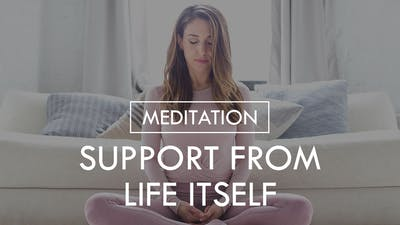 [MEDITATION] Support from Life Itself by The Movement