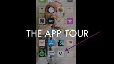 [INFO] The App Tour by The Movement