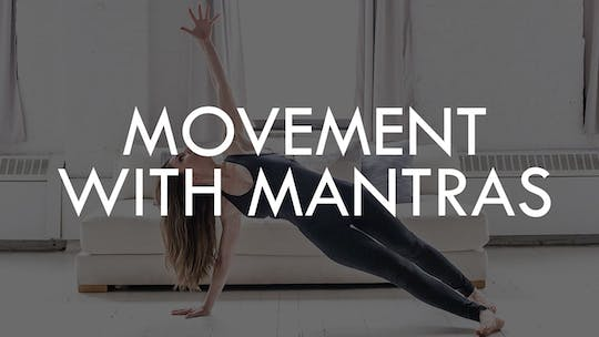 MOVEMENT WITH MANTRAS by The Movement