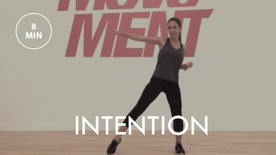 [21-DAY BEGINNER'S PROGRAM] Day 5 - Slow Jam Breakdown - Intention by The Movement