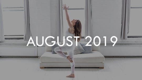 AUGUST 2019 by The Movement