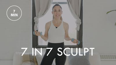 [ELEVATE] 7 in 7 Sculpt (7 min) by The Movement