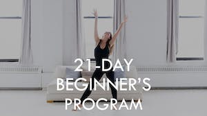 21-DAY BEGINNER'S PROGRAM by The Movement