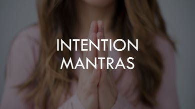 [MANTRAS] Shrink Session Intention by The Movement