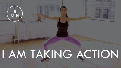 [ENERGY] I am Taking Action (5 min) by The Movement