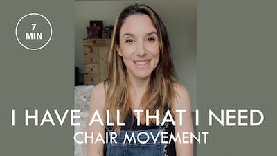 [EASE] I Have All That I Need (7 min) by The Movement
