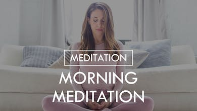 [MEDITATION] Morning Meditation by The Movement