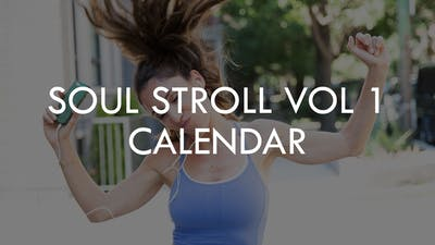 [SOUL STROLL] Soul Stroll Vol. 1  Calendar by The Movement