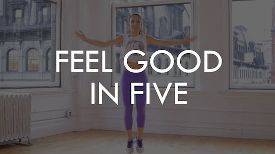 FEEL GOOD IN FIVE by The Movement