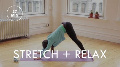 [21-DAY BEGINNER'S PROGRAM] Day 21 - Stretch + Relax by The Movement