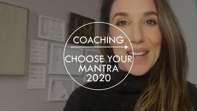 [WORKSHOP] Choose Your Mantra 2020 by The Movement