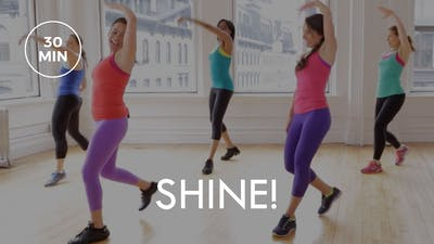 [ENERGY] Shine! (30 min) by The Movement