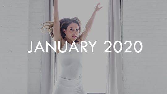 JANUARY 2020 by The Movement
