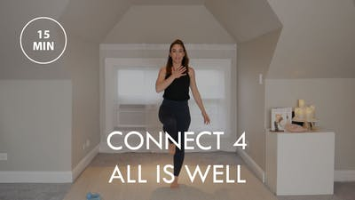 [ELEVATE] CONNECT 4 - All Is Well (15 min) by The Movement
