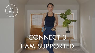 [ELEVATE] CONNECT 3 - I Am Supported (15 min) by The Movement