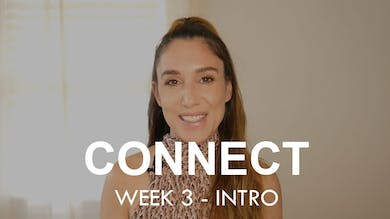 [CONNECT] Week 3 - Intro by The Movement