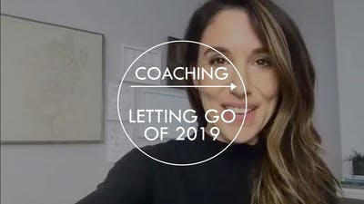 [WORKSHOP] Letting Go of 2019 by The Movement