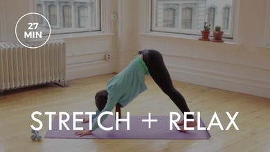 [EASE] Stretch + Relax (27 min) by The Movement