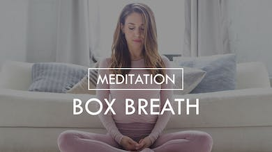 [MEDITATION] Box Breath by The Movement