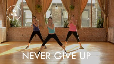 [ENERGY] Never Give Up (35 Min) by The Movement