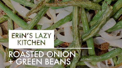 [LAZY KITCHEN] Roasted Onion + Green Beans by The Movement