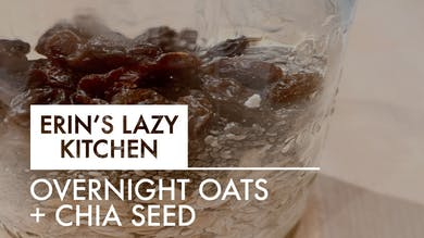 [LAZY KITCHEN] Overnight Oats + Chia Seed by The Movement