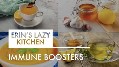 [LAZY KITCHEN] Immune Boosters by The Movement