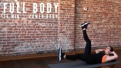AMRAP FULL BODY 5.0  - EQUIP: BODYWEIGHT ONLY - LEVEL: ADVANCED by Elise's Bodyshop