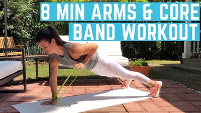 ARMS + ABS BAND WORKOUT 1.0 by Elise's Bodyshop